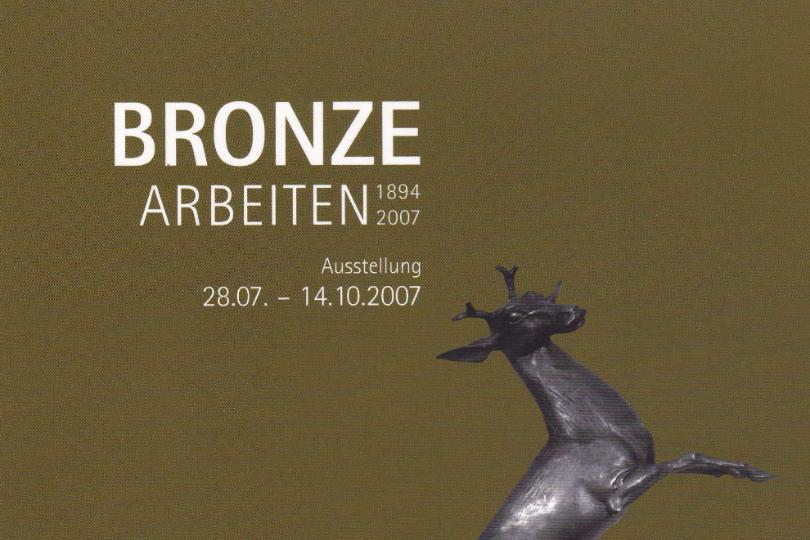 Bronzeausstellung_Titel